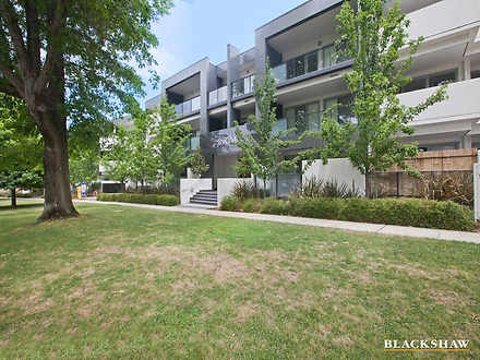31/14 New South Wales Crescent, Forrest 2603, ACT Apartment Photo