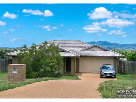 6 Leichhardt Drive, Gracemere 4702, QLD House Photo
