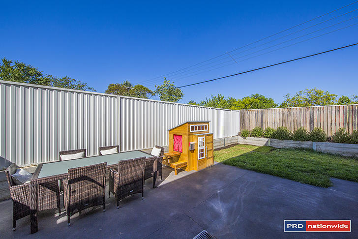 81 Macleay Street, Turner 2612, ACT Townhouse Photo