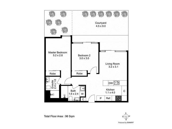 7/1A Paxton Street, Malvern East 3145, VIC Apartment Photo