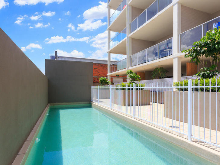 20/41 Fortescue Street, Spring Hill 4000, QLD Apartment Photo