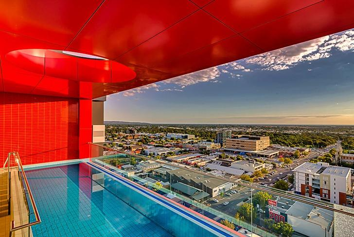1608/152-160 Grote Street, Adelaide 5000, SA Apartment Photo