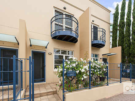 5/63 Symonds Place, Adelaide 5000, SA Townhouse Photo