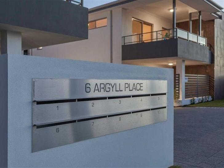 2/6 Argyll Place, Duncraig 6023, WA Apartment Photo