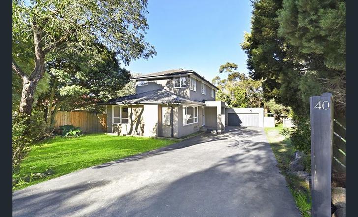 40 Rosehill Street, Scoresby 3179, VIC House Photo