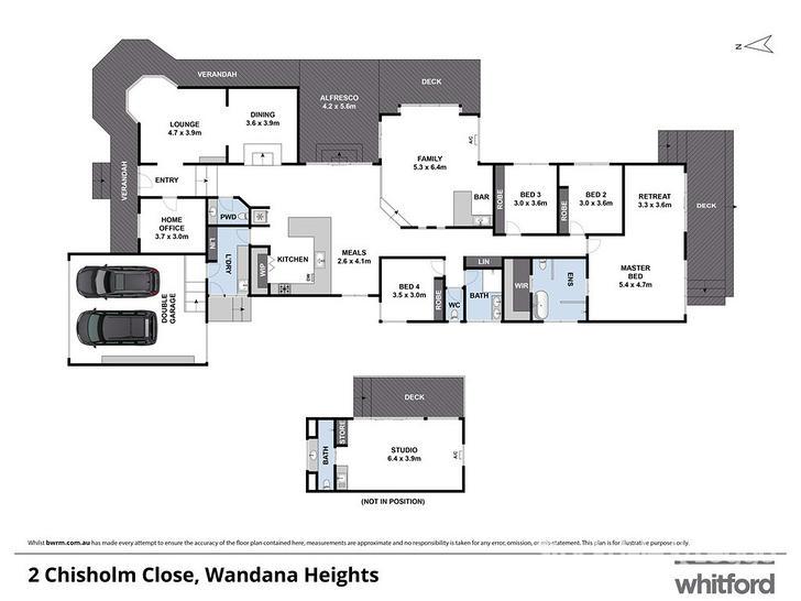 2 Chisholm Close, Wandana Heights 3216, VIC House Photo