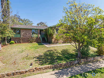 34 Dalrymple Street, Red Hill 2603, ACT House Photo