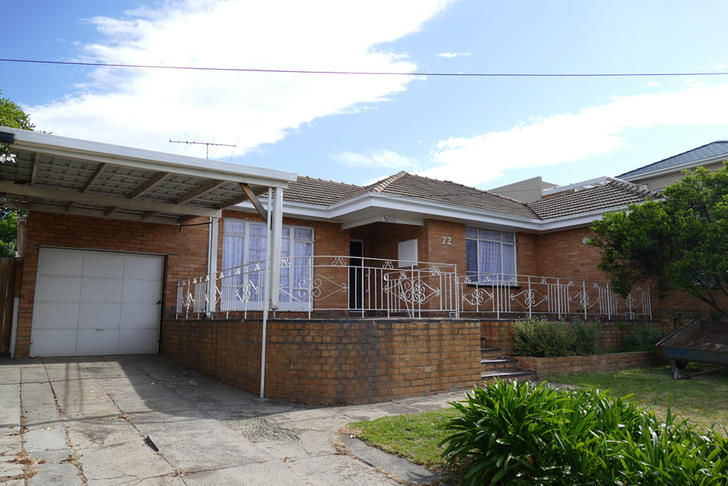 72 Ferntree Gully Road, Oakleigh East 3166, VIC House Photo