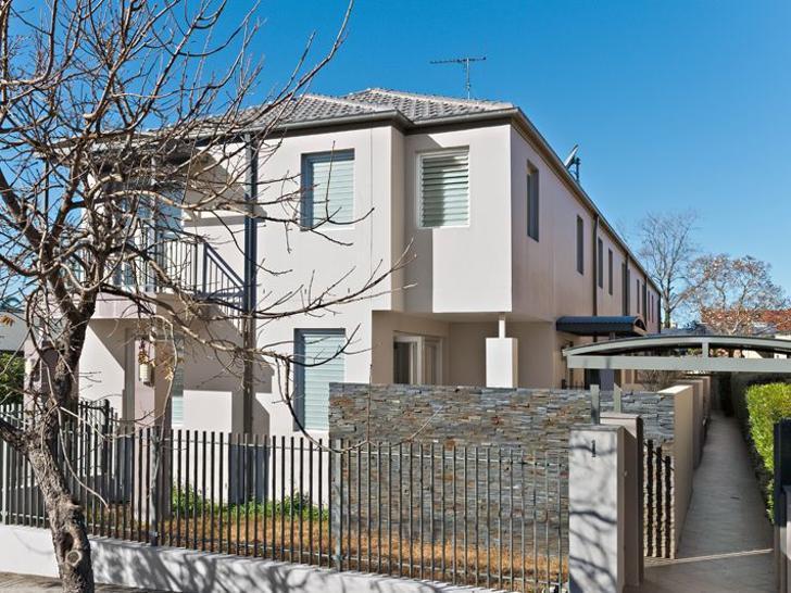 2/1 Moyes Street, Marrickville 2204, NSW Townhouse Photo