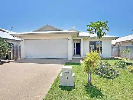 14 Eungella Court, Bushland Beach 4818, QLD House Photo