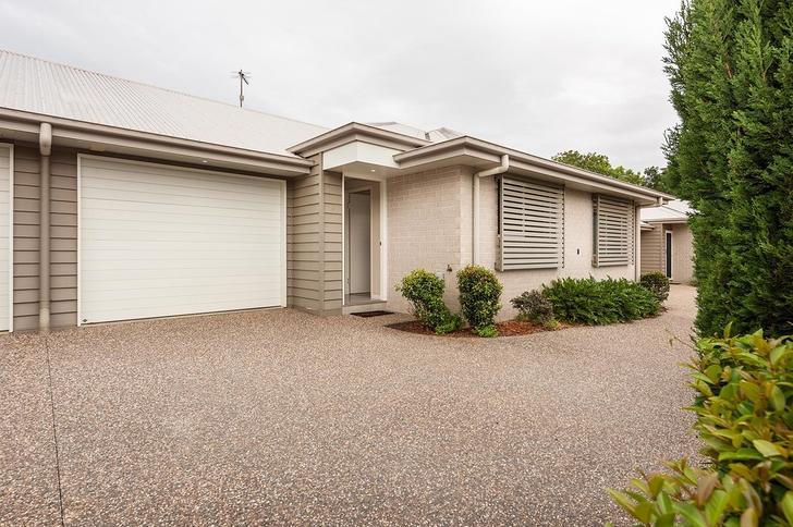 UNIT 4/2A Jarrah Street, East Toowoomba 4350, QLD Unit Photo