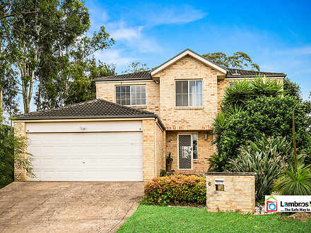 6 Yorlin Place, Rouse Hill 2155, NSW House Photo
