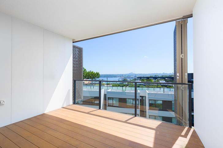 406/1 Nagurra Place, Rozelle 2039, NSW Apartment Photo