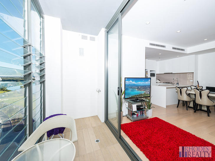 1102/36 Shoreline Drive, Rhodes 2138, NSW Apartment Photo