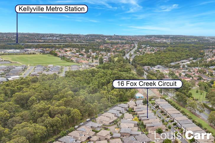 16 Fox Creek Circuit, Kellyville 2155, NSW House Photo