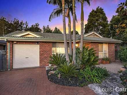 31 Blacksmith Close, Stanhope Gardens 2768, NSW House Photo