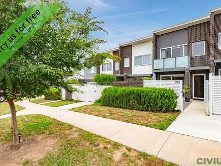 34/8 Ken Tribe Street, Coombs 2611, ACT Townhouse Photo