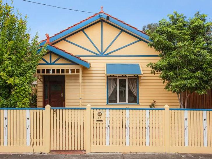 45 Frederick Street, Yarraville 3013, VIC House Photo