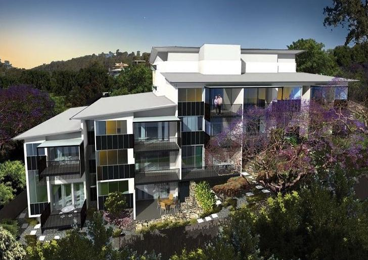 1/91 Herston Road, Kelvin Grove 4059, QLD Apartment Photo