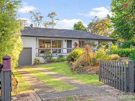 3 De Quency Road, Bullaburra 2784, NSW House Photo