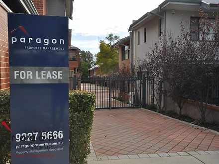 12 Menzies Street, North Perth 6006, WA Townhouse Photo