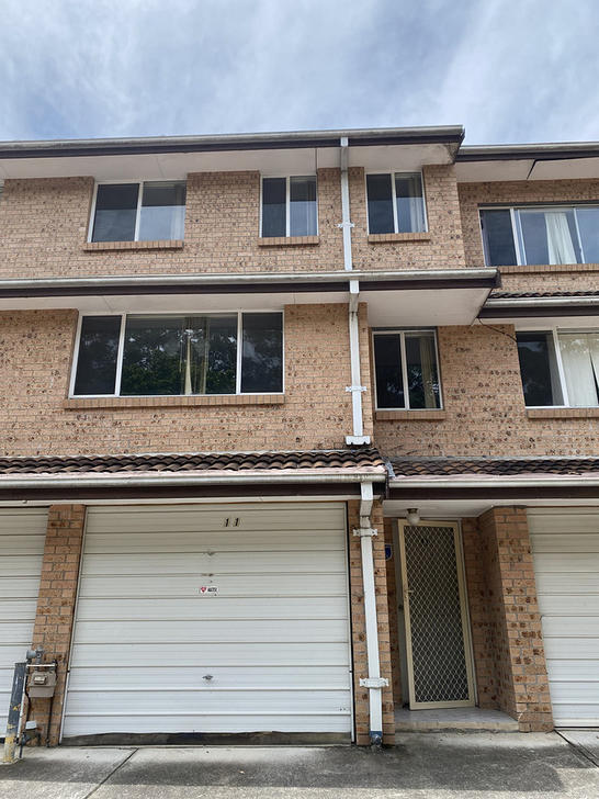 11/94 Park Road, Rydalmere 2116, NSW Townhouse Photo