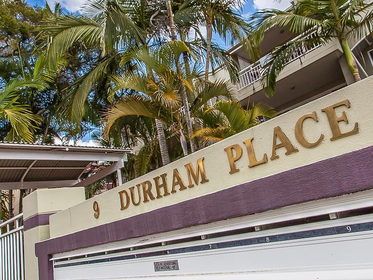 27/9 Durham Street, St Lucia 4067, QLD Unit Photo