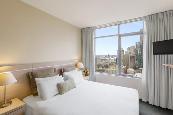 1BR/23-33 Lonsdale Street, Melbourne 3000, VIC Apartment Photo