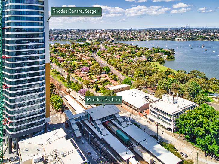 A504/8 Walker Street, Rhodes 2138, NSW Apartment Photo