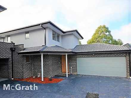 2/1 Sampson Drive, Mount Waverley 3149, VIC Townhouse Photo