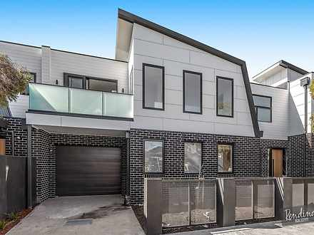 18A Wallace Street, Brunswick West 3055, VIC Townhouse Photo