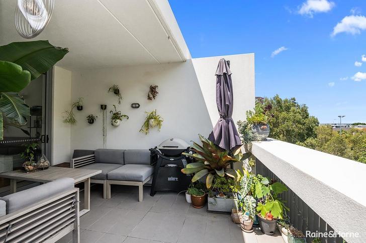 D438/810-822 Elizabeth Street, Waterloo 2017, NSW Apartment Photo