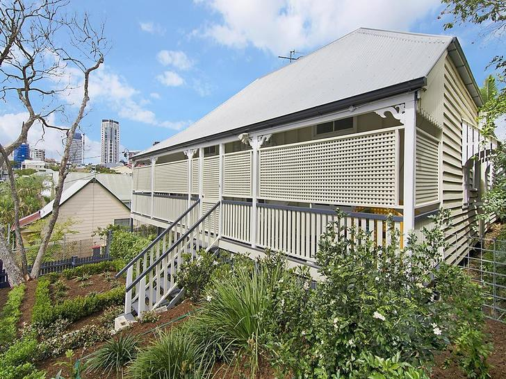 130 Union Street, Spring Hill 4000, QLD House Photo