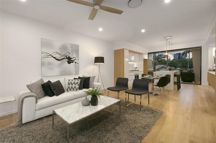 3/25 Royal Street, Paddington 4064, QLD Townhouse Photo
