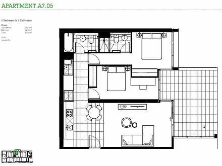 A405/609 Victoria Street, Abbotsford 3067, VIC Apartment Photo