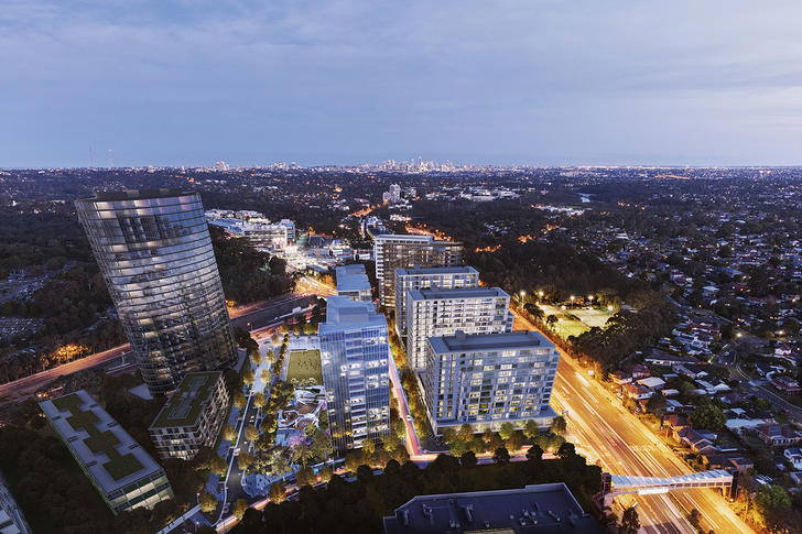 701/19 Halifax Street, Macquarie Park 2113, NSW Apartment Photo