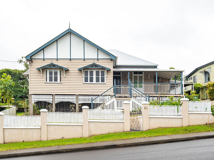 24 Caledonian Hill, Gympie 4570, QLD House Photo