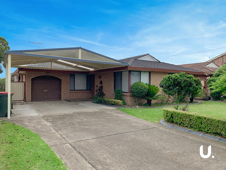 16 Napier Place, Bossley Park 2176, NSW House Photo