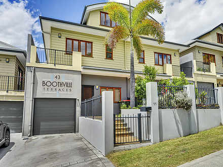 11/43 Sixth Avenue, Windsor 4030, QLD Townhouse Photo
