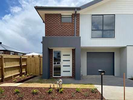 36 Mattamber Street, Clyde North 3978, VIC Townhouse Photo