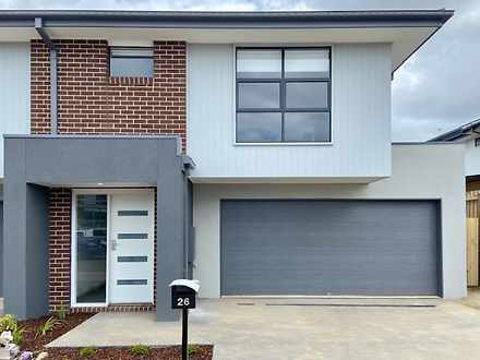 26 Mattamber Street, Clyde North 3978, VIC Townhouse Photo