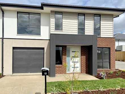18 Mattamber Street, Clyde North 3978, VIC Townhouse Photo