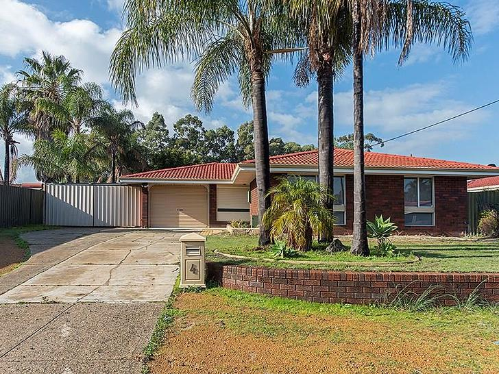4 Sturt Close, Gosnells 6110, WA House Photo