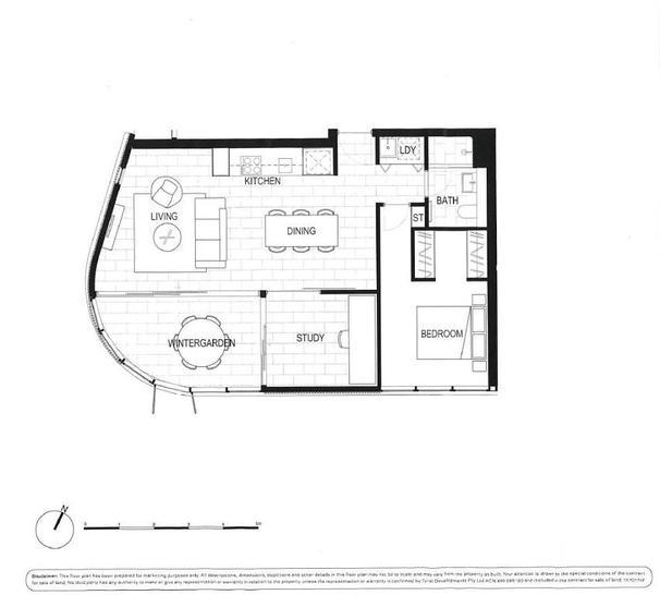 2D Wharf Road, Melrose Park 2114, NSW Apartment Photo