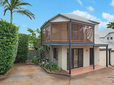 1/22 Wyndham Street, Herston 4006, QLD Townhouse Photo