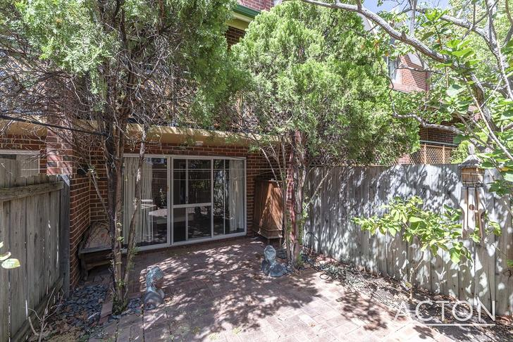 2/39 Bronte Street, East Perth 6004, WA Townhouse Photo