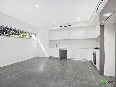 2/1 Sparkes  Lane, Camperdown 2050, NSW Apartment Photo