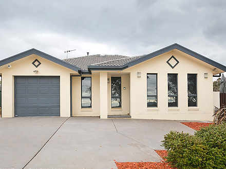58 Eggleston Crescent, Chifley 2606, ACT House Photo