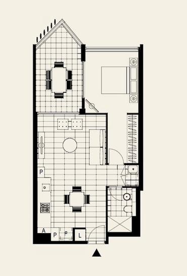 UNIT 408/5 Cattalini Lane, North Fremantle 6159, WA Apartment Photo