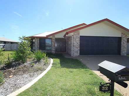 32 Audrey Drive Street, Gracemere 4702, QLD House Photo